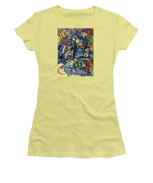 Native Colourz Women's T-Shirt (Athletic Fit)