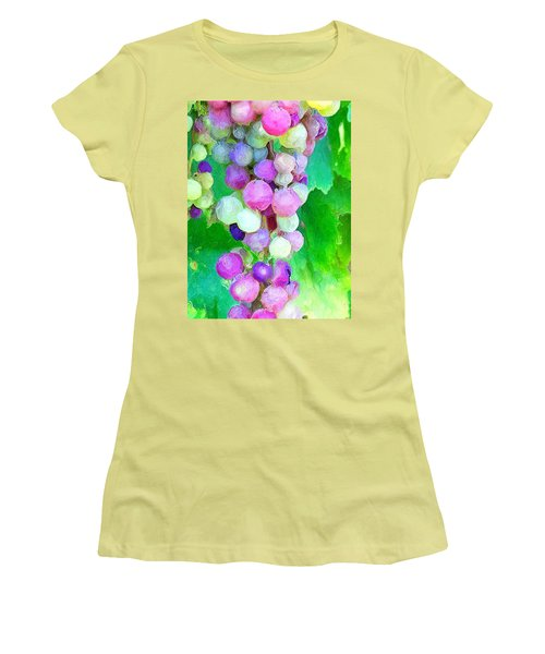 Nature Made  Women's T-Shirt (Junior Cut) by Heidi Smith
