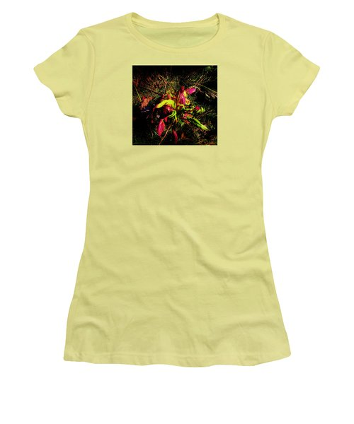 Nature's Dance Women's T-Shirt (Athletic Fit)