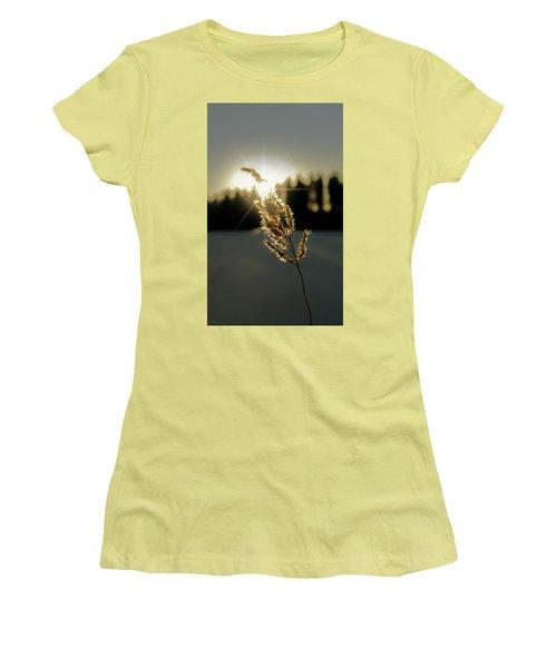 Nature's Stars Women's T-Shirt (Junior Cut) by Rose-Marie Karlsen
