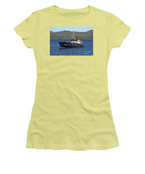Nemesis  Women's T-Shirt (Athletic Fit)