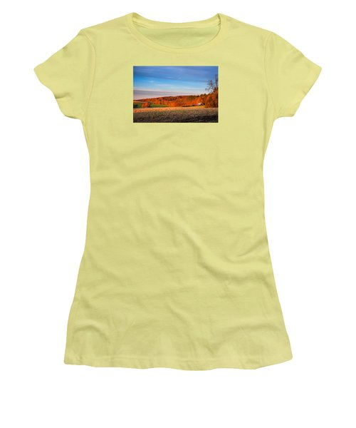 New Hampshire Country Women's T-Shirt (Athletic Fit)