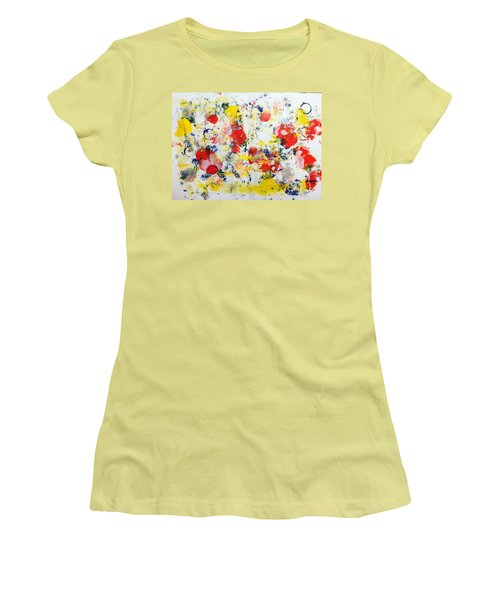 New Haven No 2 Women's T-Shirt (Athletic Fit)