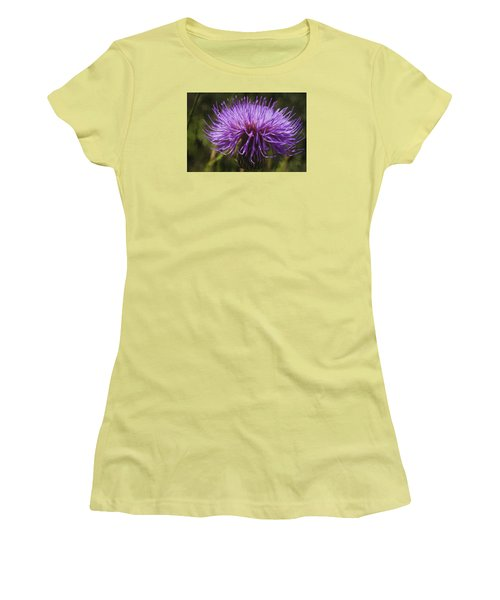 New Mexican Thistle Women's T-Shirt (Athletic Fit)