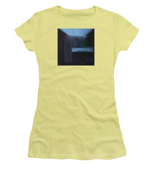 Nietzsche Women's T-Shirt (Junior Cut) by Min Zou