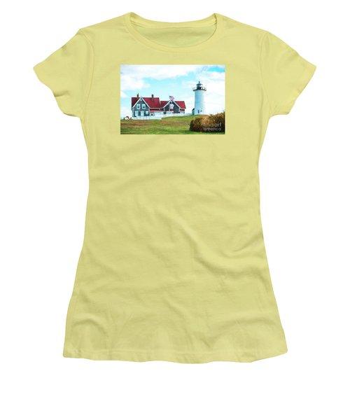 Nobska Light Women's T-Shirt (Athletic Fit)