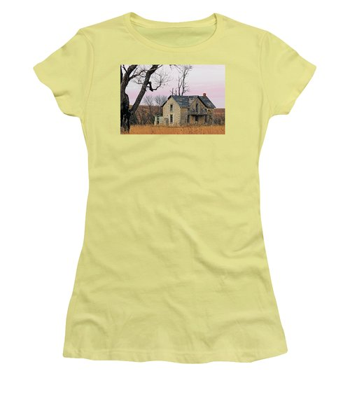 November Remnant Women's T-Shirt (Junior Cut) by Christopher McKenzie
