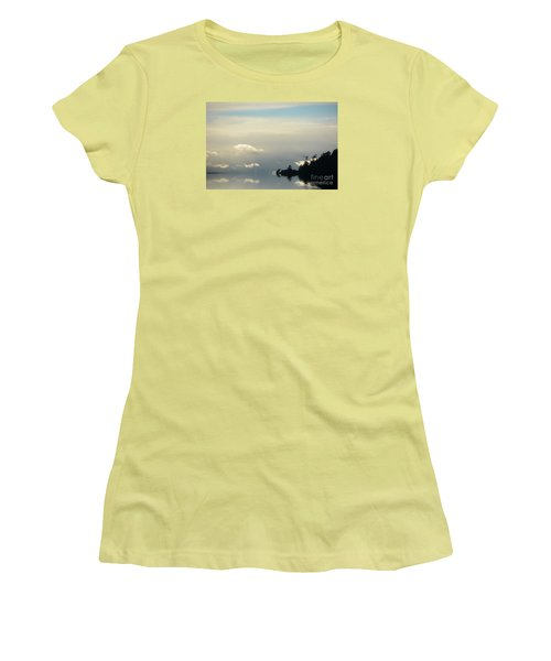 November Sky Women's T-Shirt (Athletic Fit)