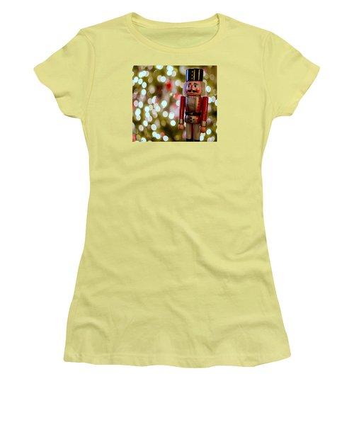 Nutcracker Women's T-Shirt (Athletic Fit)