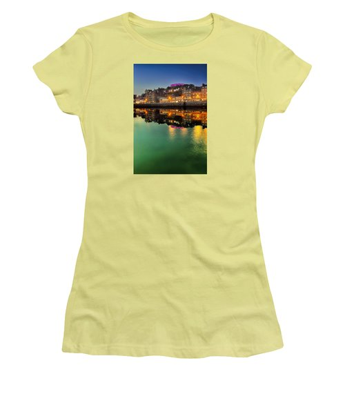 Oban By Night Women's T-Shirt (Junior Cut)