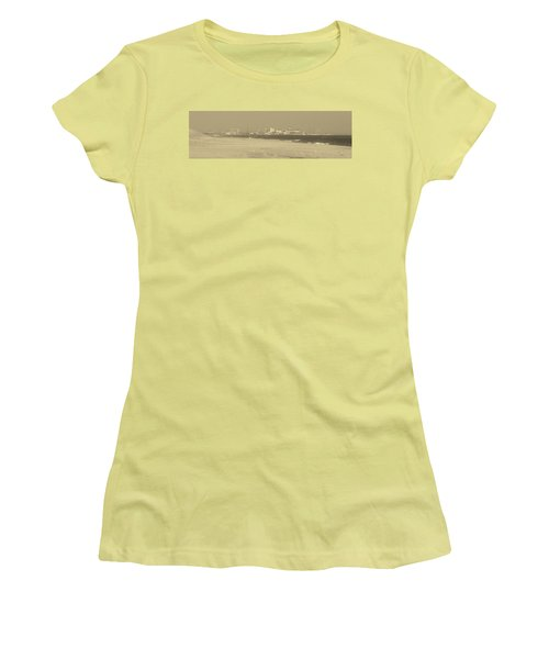 Oc Inlet Classic Women's T-Shirt (Junior Cut) by William Bartholomew
