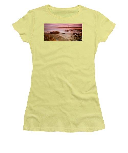 Ocean Beauty 801 Women's T-Shirt (Junior Cut) by Kevin Chippindall