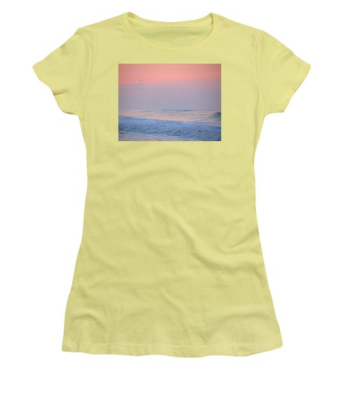 Ocean Peace Women's T-Shirt (Athletic Fit)
