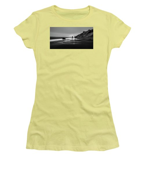 Ocean Rhythm Women's T-Shirt (Athletic Fit)