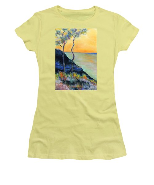 Ode To Monet Women's T-Shirt (Junior Cut)