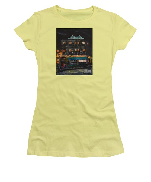 Old Colony Running Events Women's T-Shirt (Athletic Fit)