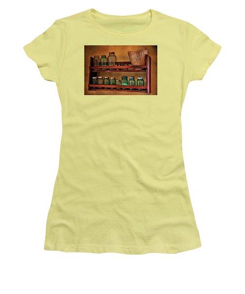 Old Jars Women's T-Shirt (Junior Cut)