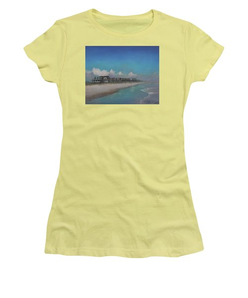 Old Pawleys Women's T-Shirt (Athletic Fit)