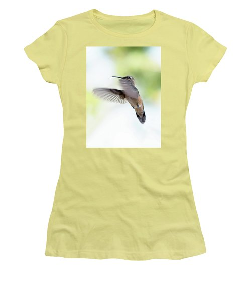 On The Wing 2 Women's T-Shirt (Athletic Fit)
