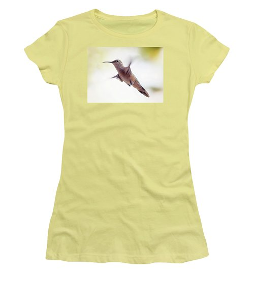 On The Wing Women's T-Shirt (Athletic Fit)