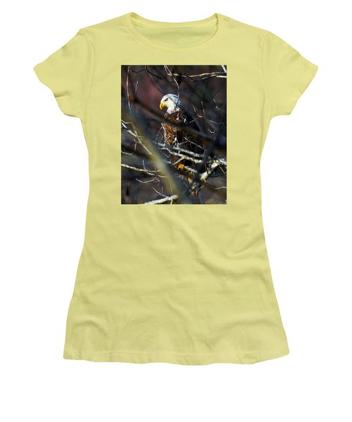 On Watch Women's T-Shirt (Athletic Fit)