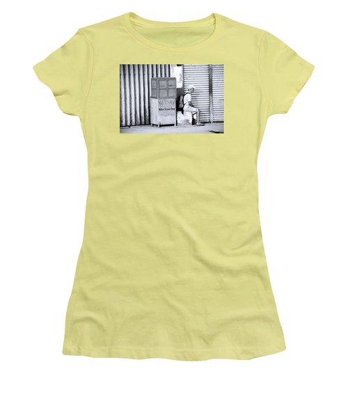 One Of 1000's Of Lonely Souls Women's T-Shirt (Junior Cut) by Jez C Self