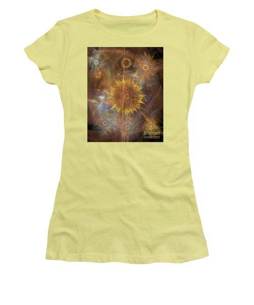 One Ring To Rule Them All Women's T-Shirt (Junior Cut) by John Robert Beck