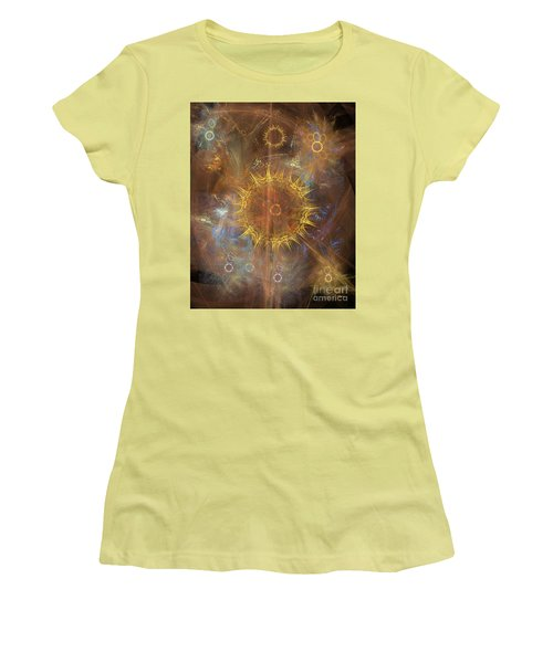 One Ring To Rule Them All Women's T-Shirt (Athletic Fit)
