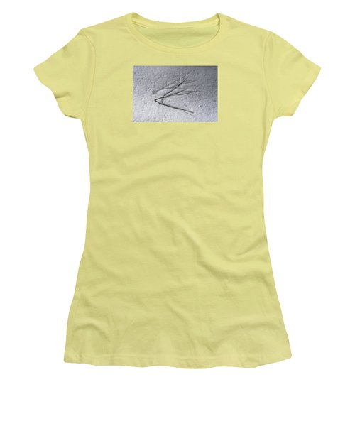 One Small Leap Women's T-Shirt (Athletic Fit)