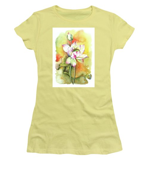 One Sunny Day Women's T-Shirt (Athletic Fit)