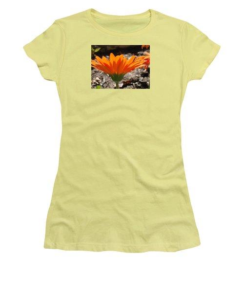 Orange Glory Women's T-Shirt (Athletic Fit)