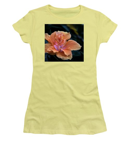 Orangecicle Women's T-Shirt (Junior Cut) by Robert McCubbin