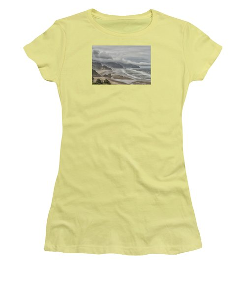 Women's T-Shirt (Junior Cut) featuring the photograph Oregon Dream by Tom Kelly