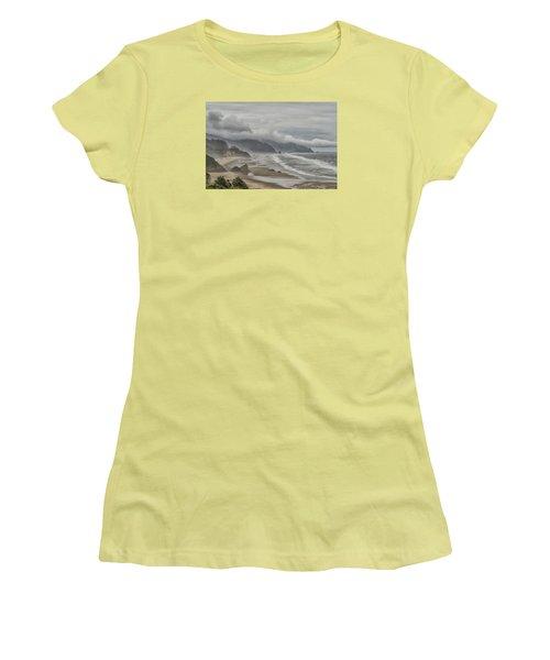 Oregon Dream Women's T-Shirt (Athletic Fit)