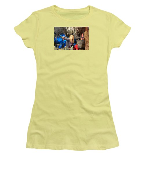 Orlando Bloom Women's T-Shirt (Athletic Fit)