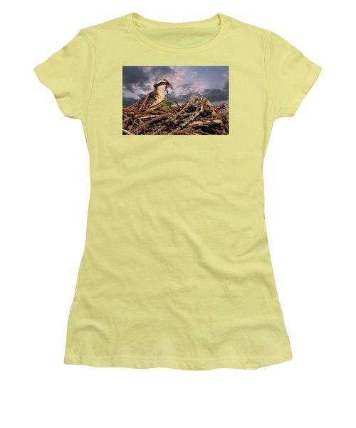 Osprey Talk Women's T-Shirt (Athletic Fit)
