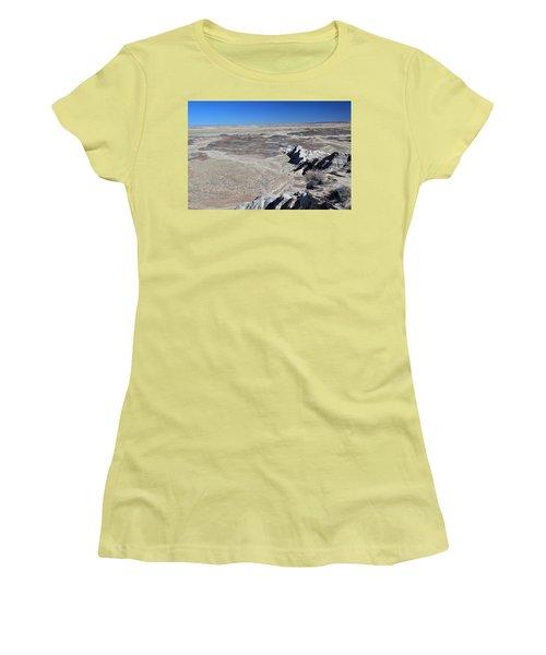 Women's T-Shirt (Junior Cut) featuring the photograph Otherworldly by Gary Kaylor