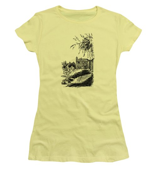 Our Quiet Life Women's T-Shirt (Athletic Fit)