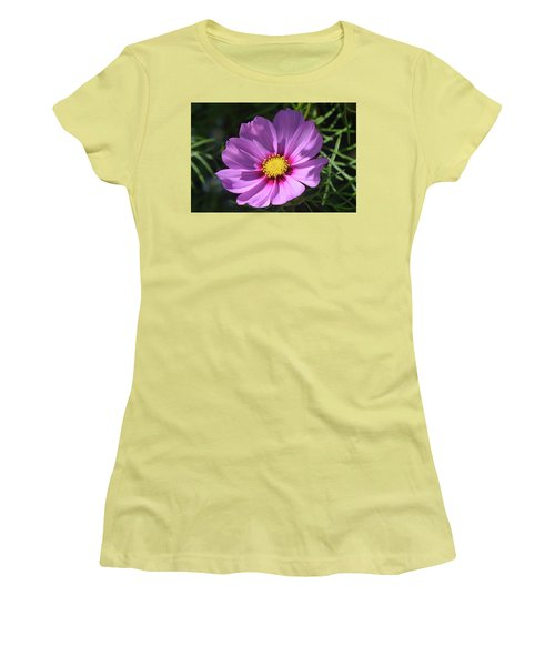 Women's T-Shirt (Junior Cut) featuring the photograph Out In The Sun. by Terence Davis