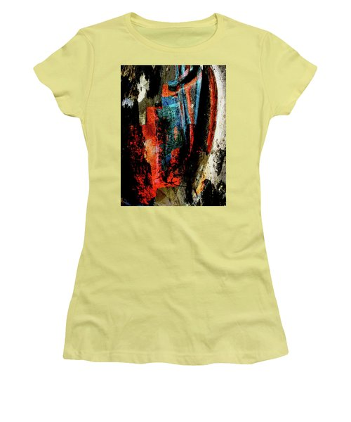 Out Of The Wreckage Women's T-Shirt (Junior Cut) by Stephanie Grant