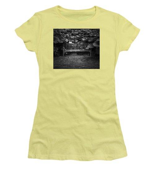 Overgrown Women's T-Shirt (Junior Cut) by Jason Moynihan