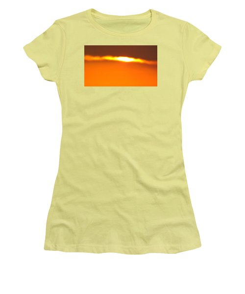 Ozark Sunset 2 Women's T-Shirt (Athletic Fit)