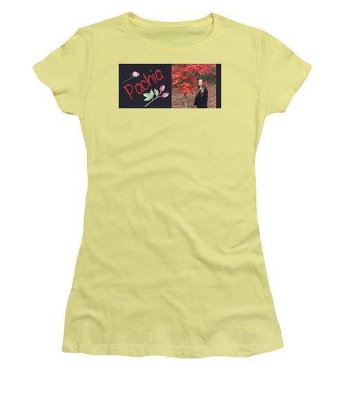 Pachia Women's T-Shirt (Athletic Fit)