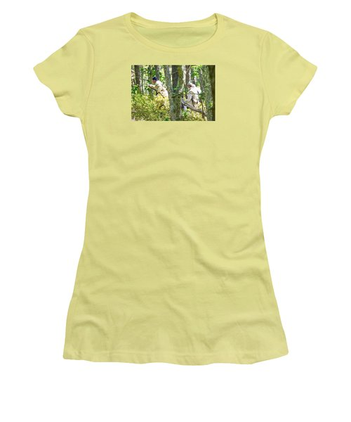 Page 32 Women's T-Shirt (Athletic Fit)