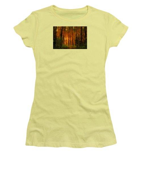 Palava Valo Women's T-Shirt (Junior Cut) by Greg Collins