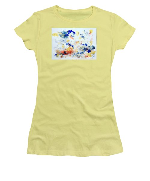 Palm Springs No 2 Women's T-Shirt (Athletic Fit)