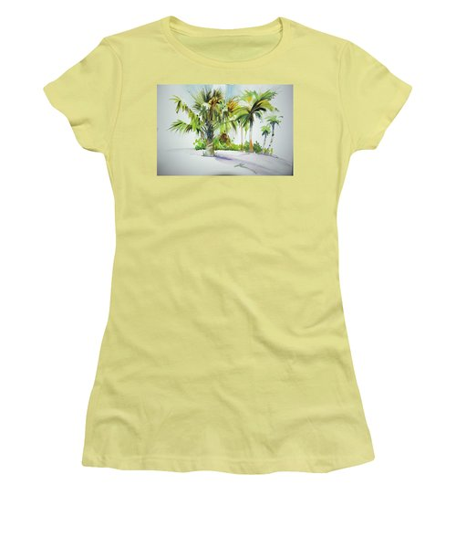 Palm Sunday Women's T-Shirt (Athletic Fit)