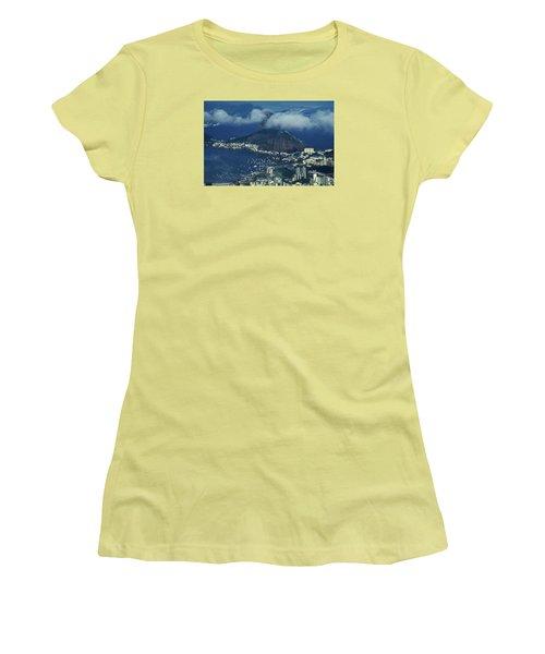 Pan De Azucar - Rio De Janeiro Women's T-Shirt (Athletic Fit)