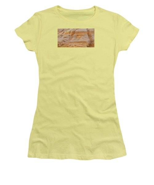 Women's T-Shirt (Junior Cut) featuring the photograph Part Of The Field 2  by Lyle Crump