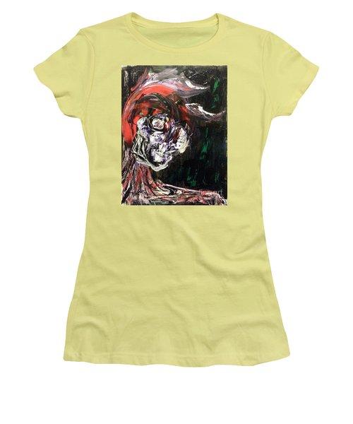 Past Demons Women's T-Shirt (Athletic Fit)